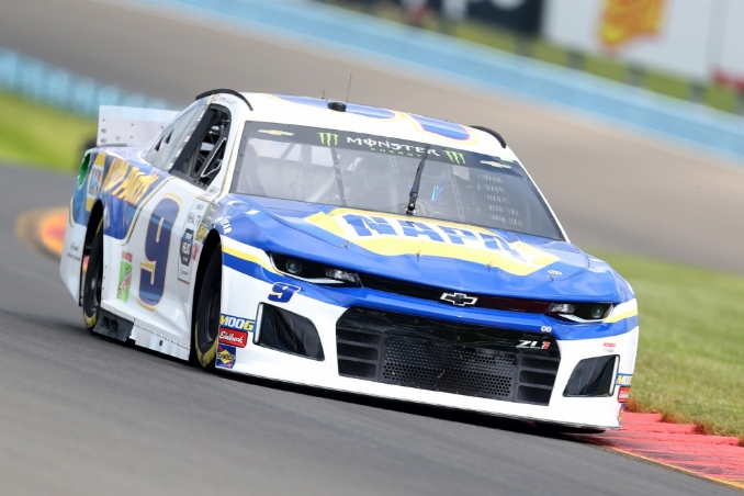 Elliott hopes pole position propels him to second win at The Glen