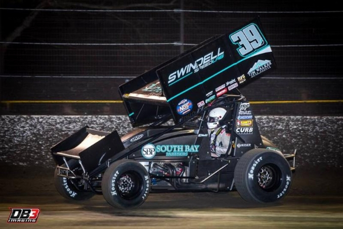 Christopher Bell continues WoO quest with Swindell at Eldora