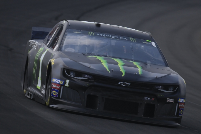 Kurt Busch credits father's rigorous regime with prolonged success