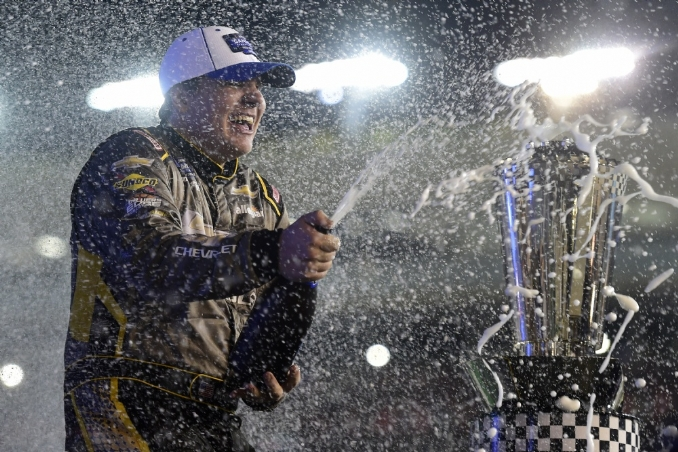 Sheldon Creed shines in Championship 4 finale