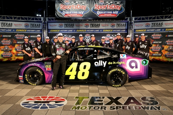 Will absence make NASCAR fans grow fonder of Jimmie Johnson?