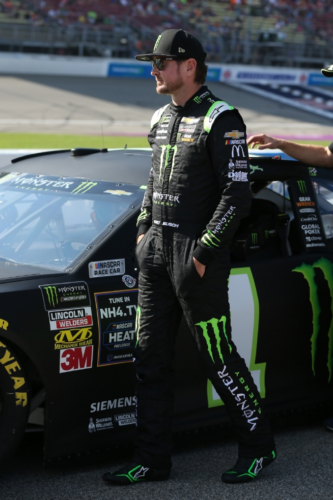 There's still plenty for Kurt Busch and Ryan Newman to salvage in 2019
