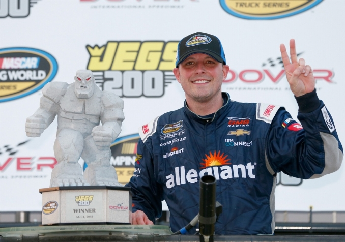 NASCAR Scoop: Johnny Sauter returns to ThorSport