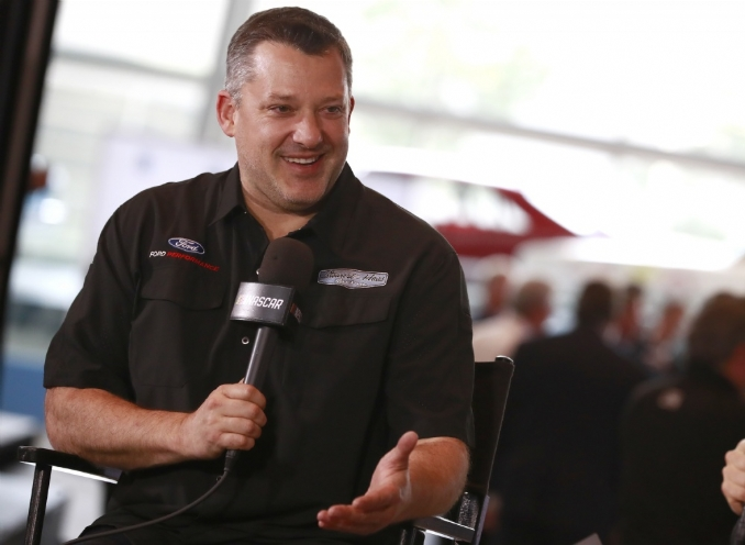 Tony Stewart has his own idea for the next Smoke Show