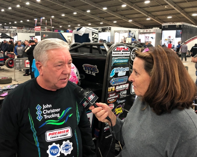 Swindell hopes to advance to his 25th Chili Bowl Feature