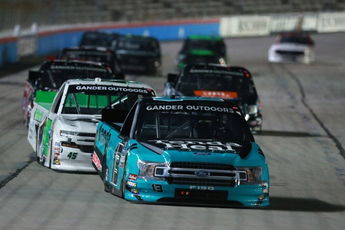 Short tracks abound in 2020 schedules for Xfinity and Gander Outdoor Trucks