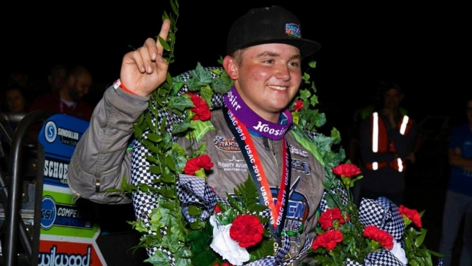 Kunz finalizes Super 8 lineup for Chili Bowl Nationals