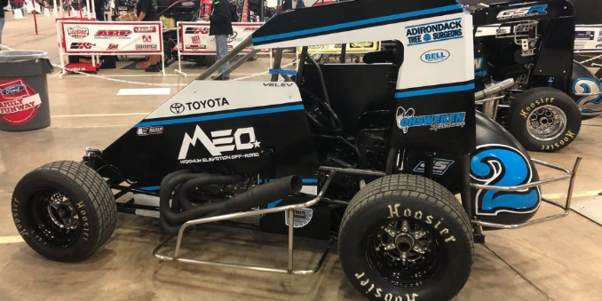 J.J. Yeley's Chili Bowl charge comes to an end in L-Main